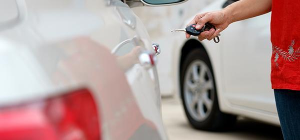 Ivo Service - otwieranie auta